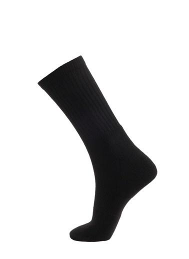 Panthzer Spor Çorap Siyah